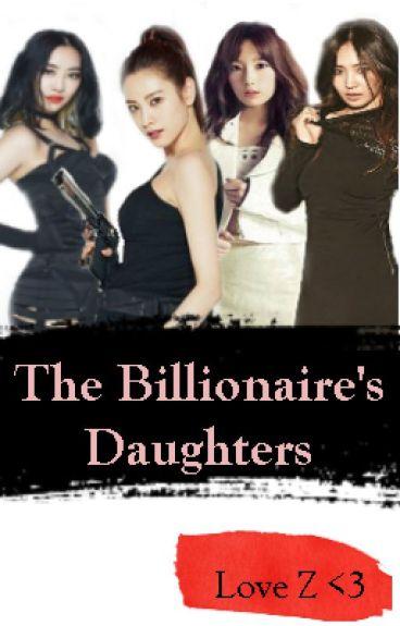 The Billionaire's Daughters #Wattys2016