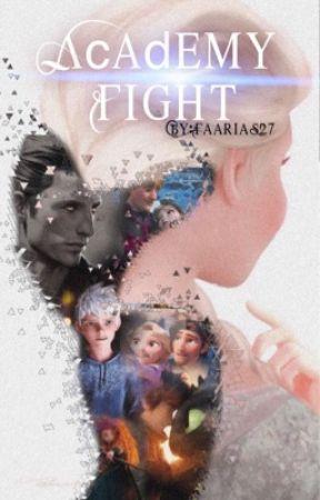 BIG EIGHT : Academy Fight  by djicecoldgirl156