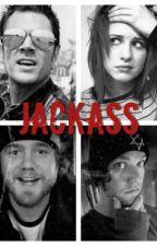 Jackass. by cellophanegunner