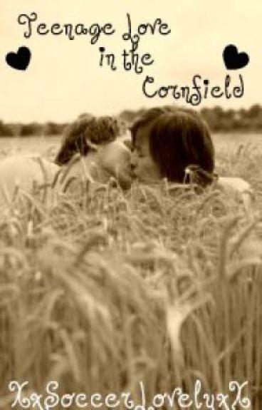 Teenage Love in the Corn Field!!!