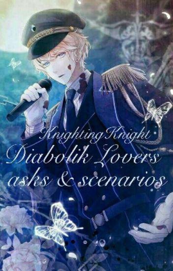 ♠ Diabolik Lovers x Reader [scenarios] ♠
