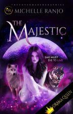The MAJESTIC Wolf by MicxRanjo
