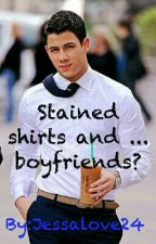 Stained shirts and ... boyfriends? by Jessalove24