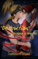"""""""Destruction""""  Deidara x reader PL by SeabiscuitPeruano"""