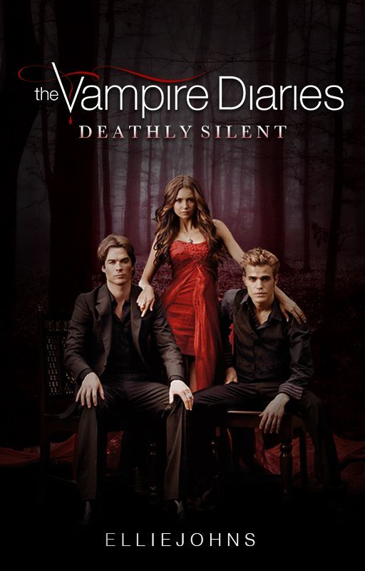 The Vampire Diaries: Deathly Silent by elliejohns