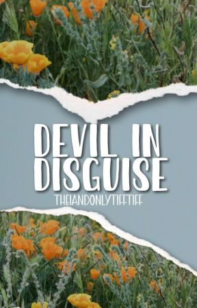Devil in Disguise ↣ S. Salvatore [COMPLETED] by the1andonlytifftiff