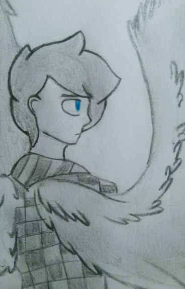 Burning Wings (A Team Crafted Fanfic)