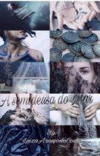 A semideusa do mar filha de Poseidon by LuizaAraujodaCosta