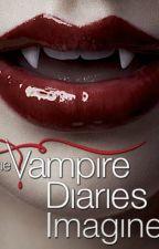 The Vampire Diaries Imagines by Kaitlyn__B