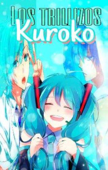 Los trillizos Kuroko | Uta No Prince-Sama y Kuroko No Basket|