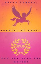 Janey Logans. Daughter of Apollo. { Pjo/hoo fanfiction } by justa_fangirl__