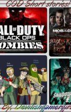 COD Zombies short stories by devilishgamergirl