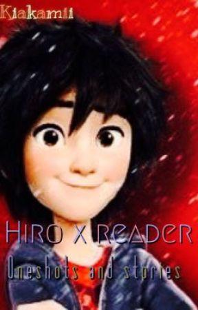 Hiro Hamada x reader fics by Kiakamii