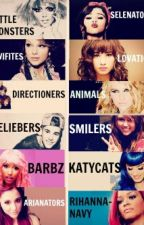 Popstars Quotes♥♥ by BBF4LIFE