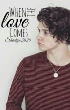 When The Love Comes-Bradley Will Simpson.-Editando by Sharlynlovelygirl