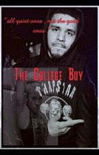 The College Boy(Book 5) by NewMommy014
