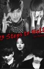 13 Steps to Hell by AicaLoka