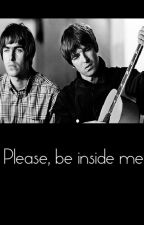 Please, be inside me... by CharlotteYork16