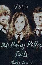 300+ Harry Potter Facts by Phantom_Lover_xo