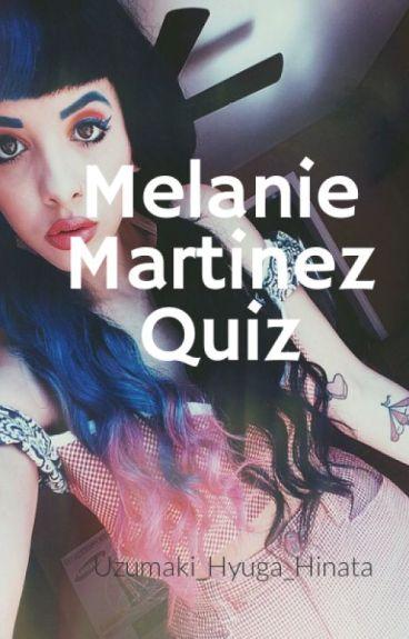 Melanie Martinez Quiz