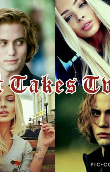 It Takes Two(jasper hale love story)