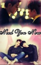 Need You Now..(ChanBaek) by EuropaYooSul