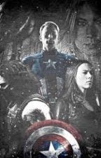 Captain americas daughter by _marshmello_