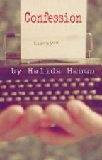 Confession by halidahanun