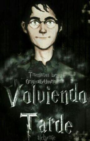 Volviendo Tarde  Harry Potter  by horrorcrux