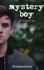 mystery boy • a tronnor au ✔️ by frantafeels