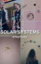 solar systems // muke by artsymuke