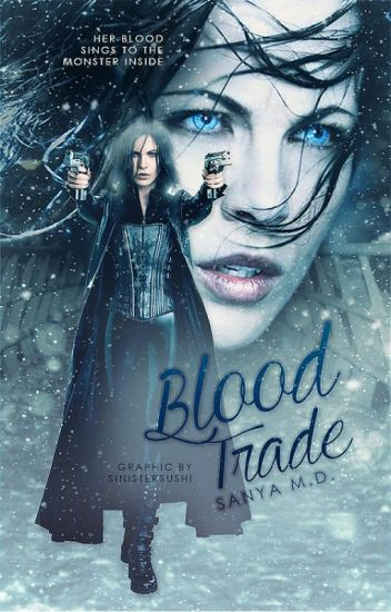 Blood Trade│Vampyre Series #1│Complete