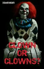 Clown or Clowns? by iladelillan