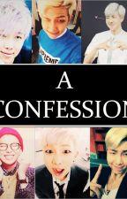 A Confession ( Rapmon : BTS ) by ZraIshak