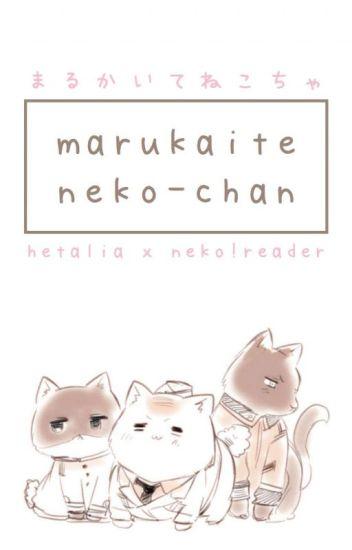 Marukaite Neko-chan! (Hetalia x Neko!Reader)