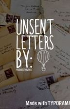 UNSENT LETTERS (GXG) by MyWholeOthaWorld