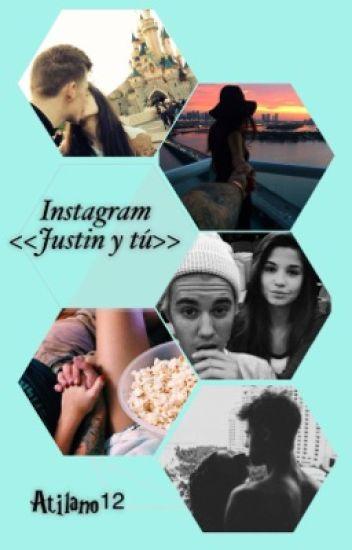 Instagram <<Justin Bieber y tú >>.  [Editando]