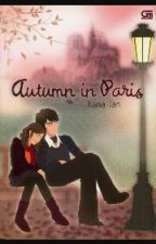 Autumn in Paris by hayanajwa