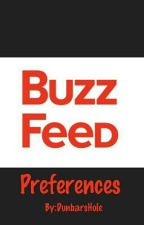 Buzzfeed Preferences & Imagines by DunbarsHole
