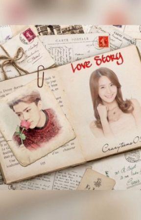 LOVE STORY by Crazyteens05