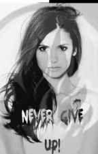 Never give up! [Divergent ff Eric/OC] by Christin4ik