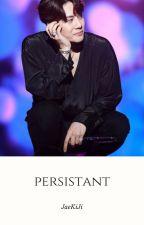 Persisant [JACKSON - GOT7] by JaeKiJi