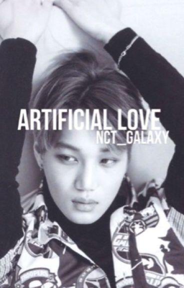 Artificial Love ➳ k. jong in