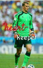 Heartkeeper(a Manuel Neuer ff) by Lynioprox