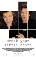Break your little heart » Larry by NiamsLov