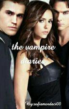 The Vampire Diaries by sofiamordaci00