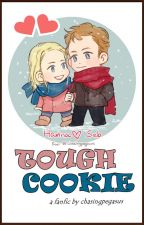 Tough Cookie (Sebastian Vettel and Hanna Prater fanfiction) by chasingpegasus
