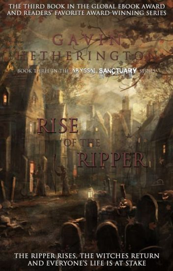 Rise of the Ripper (Abyssal Sanctuary #3)