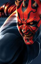 Darth Maul Trilogy Book Three: Warrior by Storm-Shadows7
