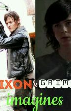 Daryl Dixon And Carl Grimes Imagines by spnforeverr